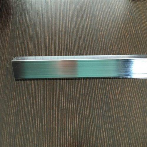 Kątownik 10x10 300 cm chromowany