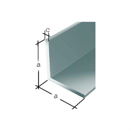 Kątownik aluminiowy srebrny 300 cm}