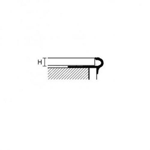Prostep SGK - Profile miedziane chromowane