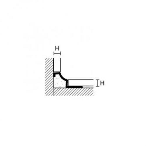 PROROUND M profile wewnętrzne aluminiowe