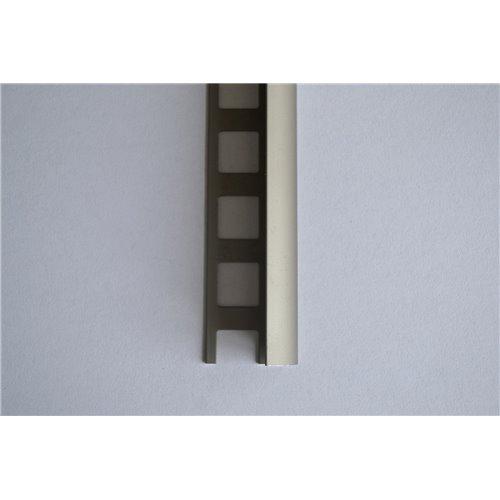 Profil owalny inox 8mm, 10mm, 12mm}