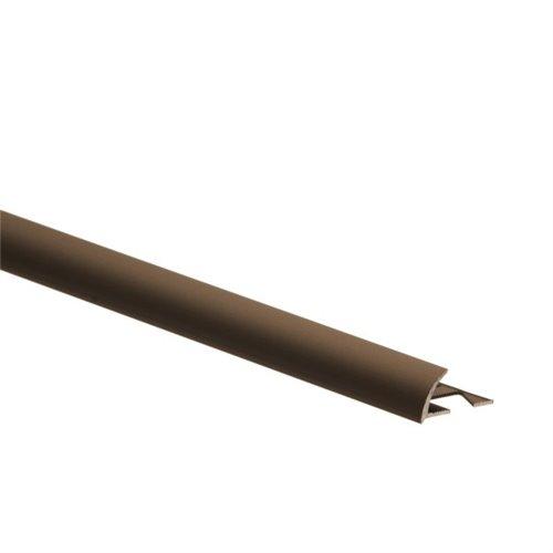 Profil owalny oliwka 8mm, 10mm, 12mm}