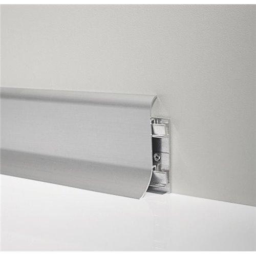 Metal Line 98/7 400cm Listwa cokołowa }