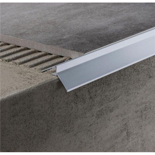 PROTEC CPHA - Profil balkonowy i tarasowy aluminium lakierowany szary  popielaty}
