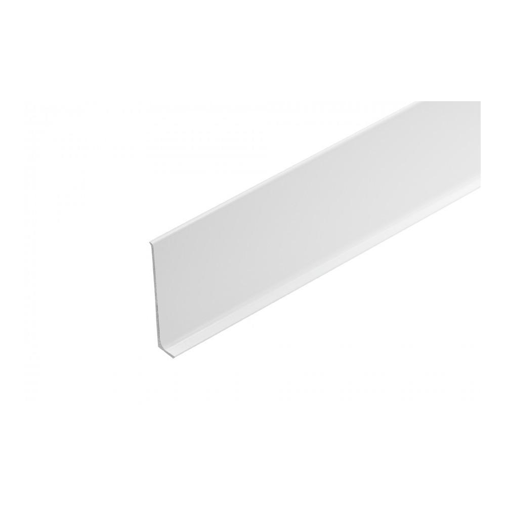 Listwa przypodłogowa cokołowa LP59/80/100 Biały