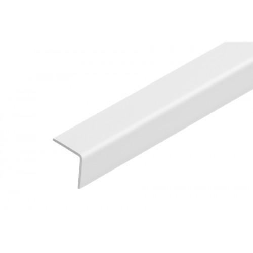 Kątownik plastikowy (PVC) równoramienny 15x15 mm 2,75 m}