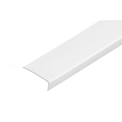 Kątownik plastikowy (PVC) równoramienny 30x10 mm 2,75 m}