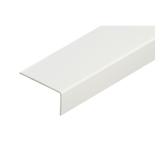 Kątownik plastikowy (PVC) równoramienny 40x20 mm 2,75 m}