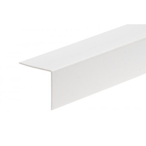 Kątownik plastikowy (PVC) równoramienny 35x35 mm 2,75 m}