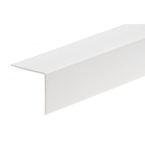 Kątownik plastikowy (PVC) równoramienny 40x40 mm 2,75 m}