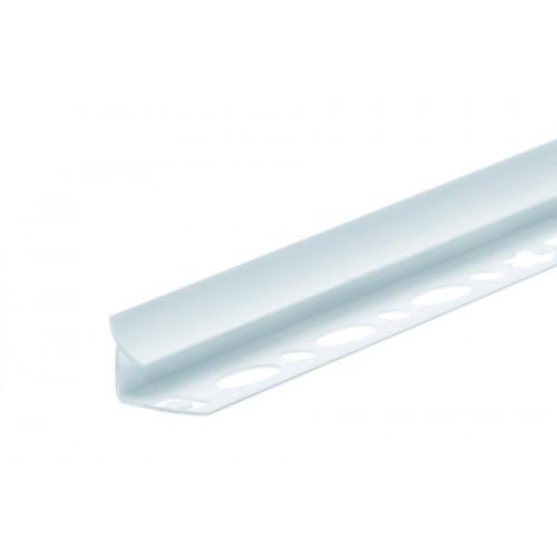 Profil wewnętrzny szeroki do glazury błękitny PVC 9 mm 2,5 m}
