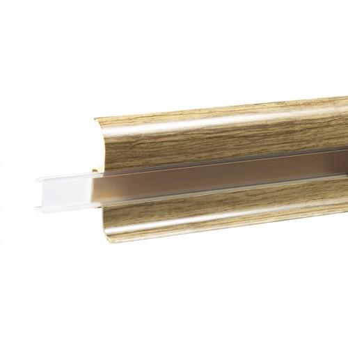 Pasek LED LINE do listwy Premium transparentny PVC 17,5 mm 2,5 m}