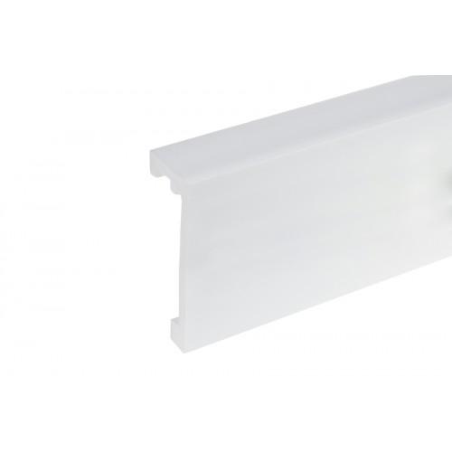 Listwa karniszowa LK-02 Elegance biała light blocker 150x45 mm 2,44 m}