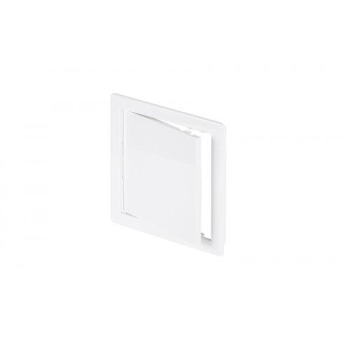 Drzwiczki rewizyjne białe ABS 15x15 cm}