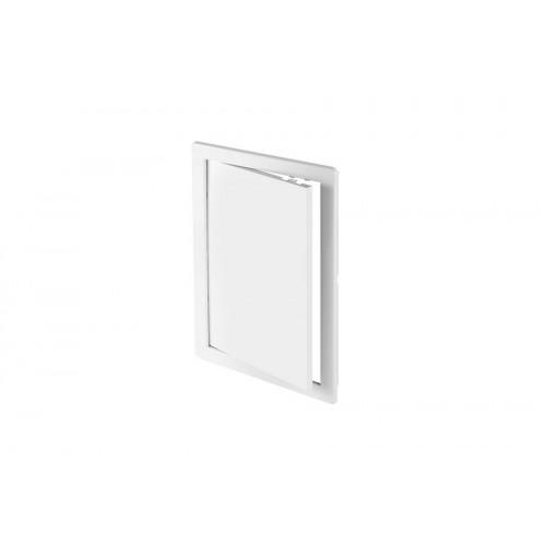 Drzwiczki rewizyjne białe ABS 20x15 cm}