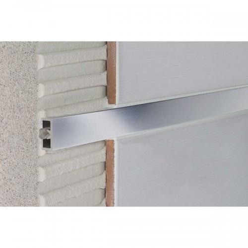 Profile aluminiowe polerowane błyszczące Cerfix Prolist}