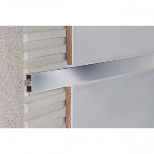 Profile aluminiowe polerowane satynowane Cerfix Prolist}