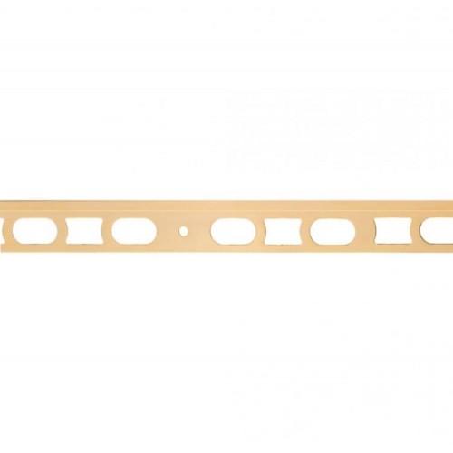 Profile z mosiądzu pozłacanego 24K Cerfix Prodecor C Design}
