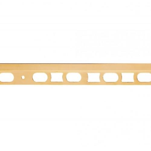 Profil z mosiądzu pozłacanego 24K Cerfix Prostyle C Design}