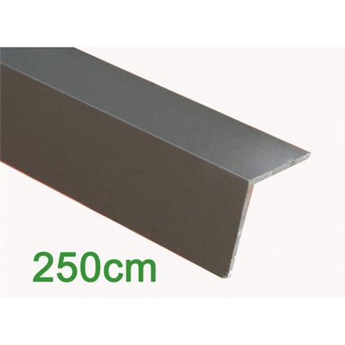 Kątownik aluminiowy oliwka