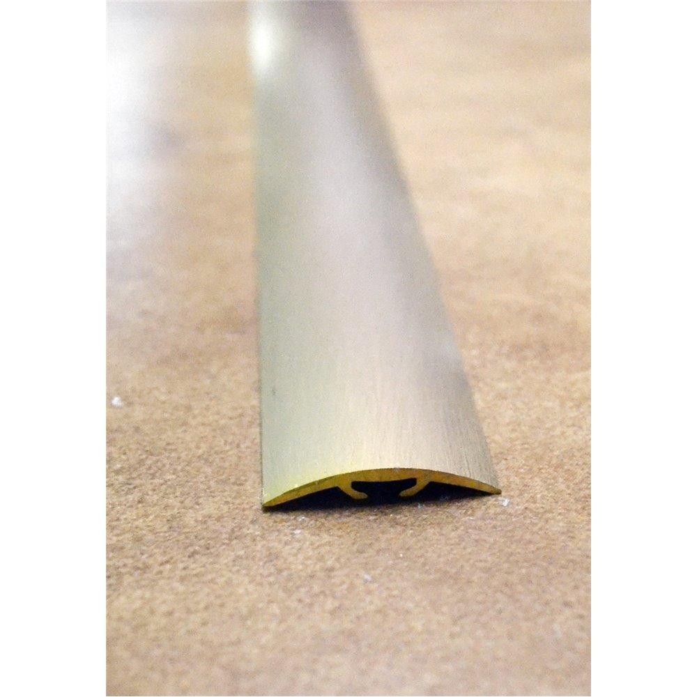Listwa mosiądz szczotkowany 30mm, 40mm