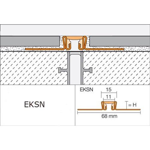 Dylatacja stalowa  Dilex-EKSN