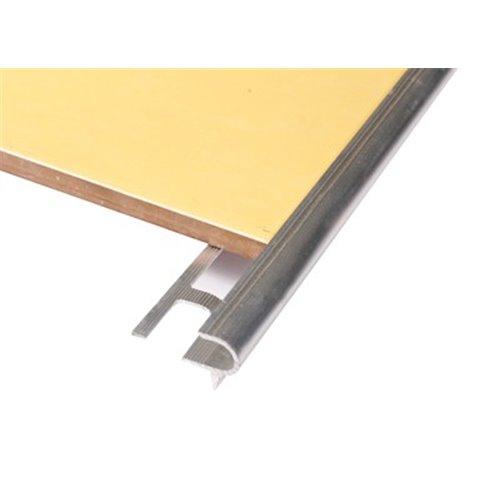 """Aluminiowy profil na schody """"G"""""""