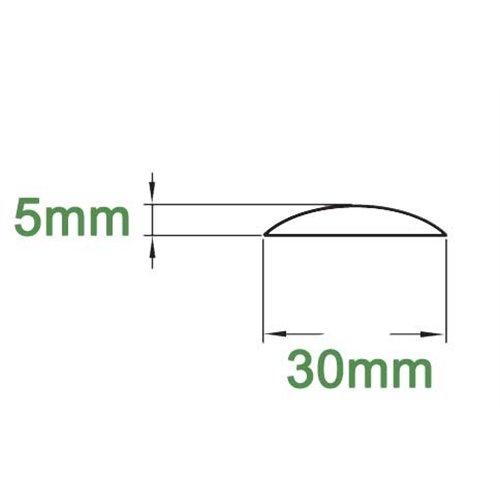 Listwy maskująca PCV 30x5mm