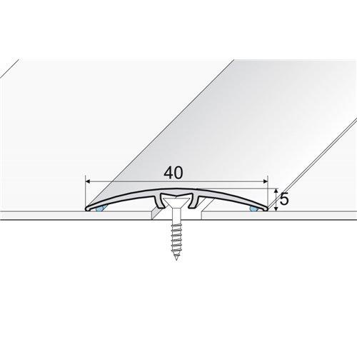 A64 Listwa 40 mm niewidoczny montaż