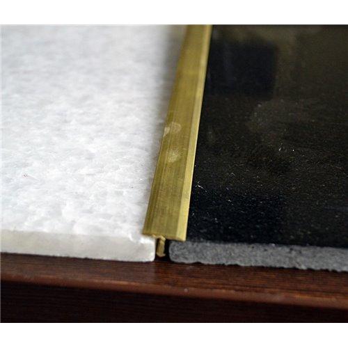 Teownik mosiężny mat 18mm
