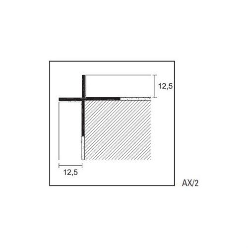 Profil PROANGLE Design AX