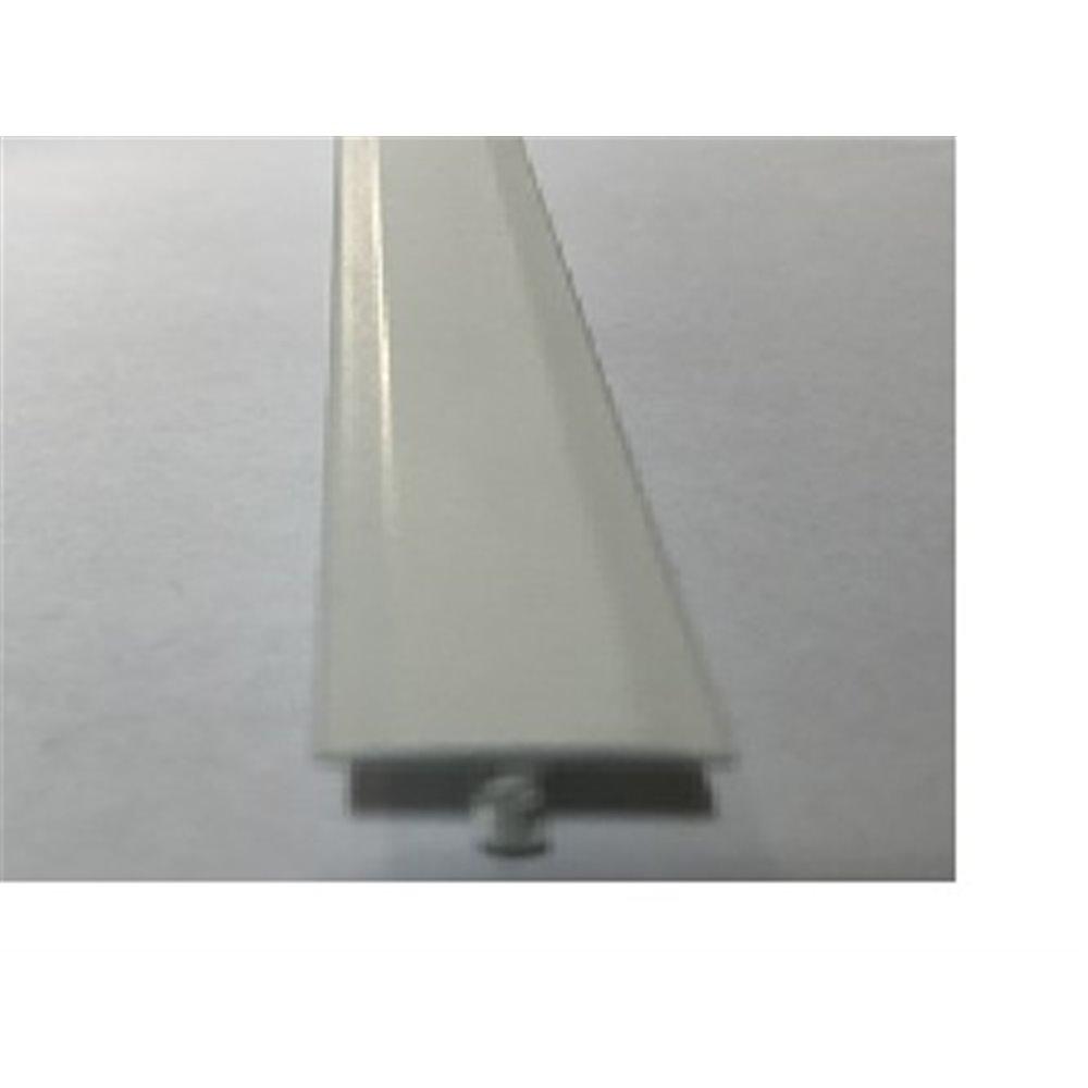 Teownik biały lakierowany 13mm, 18mm. 26mm
