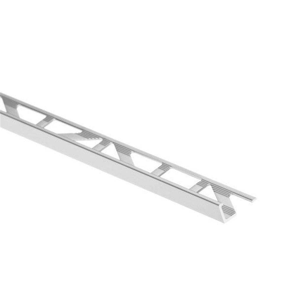6mm  Listwa L srebrne aluminium