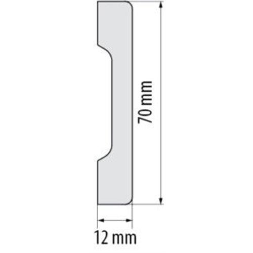 LPC-37 LISTWA PRZYPODŁOGOWA ELEGANCE